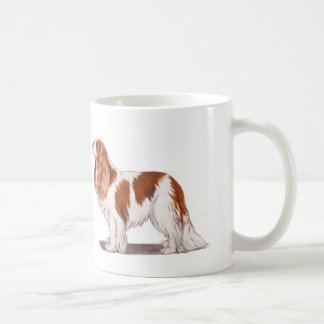 Mug : Happiness is a cavalier king c...
