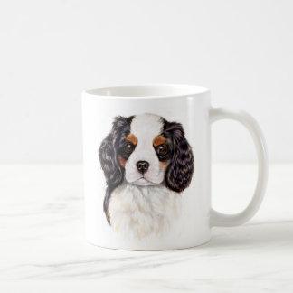 Mug, Happiness is a Cavalier King Charles... Coffee Mug