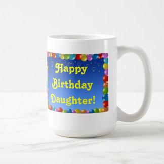Mug Happy Birthday Daughter
