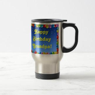 Mug Happy Birthday Grandpa