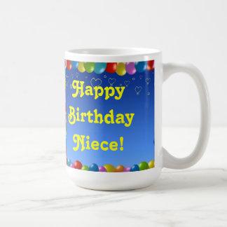 Mug Happy Birthday Niece