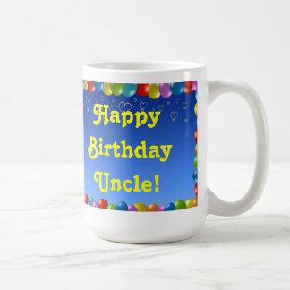 Mug Happy Birthday Uncle