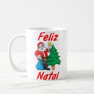 """Mug """"Happy Christmas """""""
