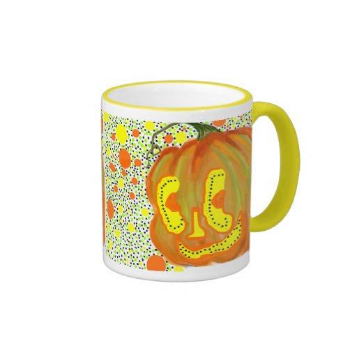 Mug / Happy Pumpkin
