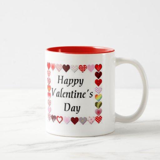 Mug(Happy Valentines day)