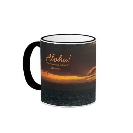 Mug: Hawaii Sunset