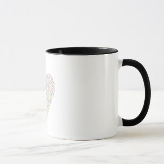 Mug heart fasteners