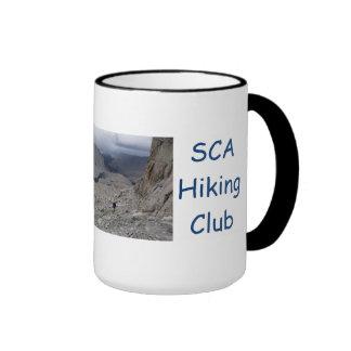 Mug, Hiking Club Ringer Mug