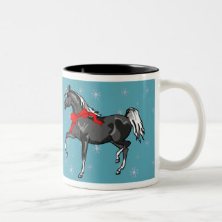Mug - Holiday Horse