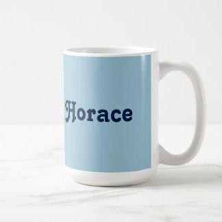 Mug Horace