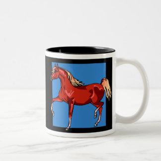 Mug - Horse