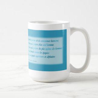 Mug: Human Conscience Coffee Mug