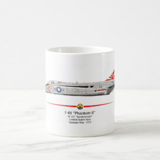 "Mug hunts F-4B Phantom II VF-111 ""Sundowners """