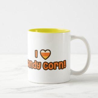Mug - I Heart Candy Corn