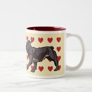 Mug - I Love French Bulldogs