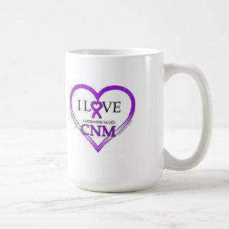 Mug - I Love Someone With CNM