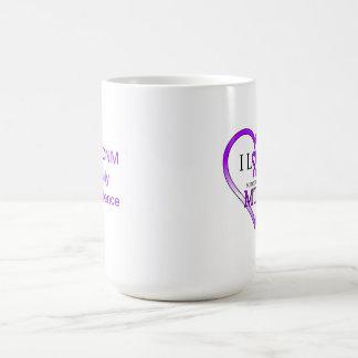 Mug - I Love Someone With MTM