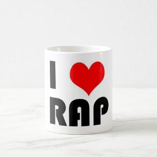 Mug I ♥ RAP