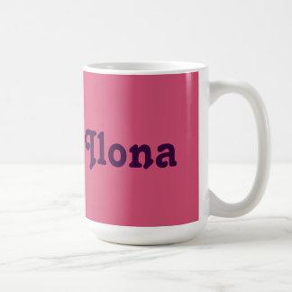 Mug Ilona