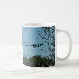 Mug:  I'm an Elk County Free Fair-goer! Coffee Mug