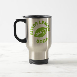 Mug (inox) Bitter Lemon Soda