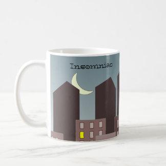 Mug: Insomniac Coffee Mug