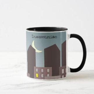 Mug: Insomniac Mug