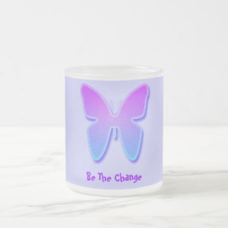 Mug - Inspirational One Liners- Be The Change
