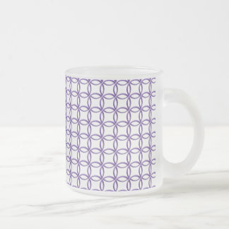 Mug - Interlocking Purple Rings