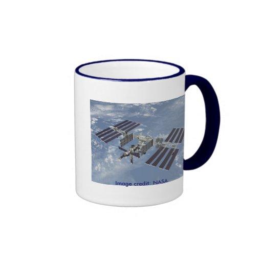 Mug / International Space Station
