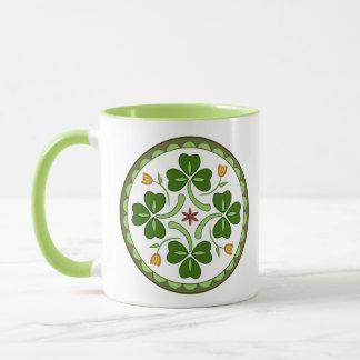 Mug - Irish Good Luck Hex