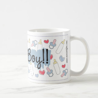 "Mug ""It´s the Boy """