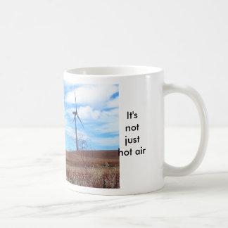 Mug - It's not just hot air