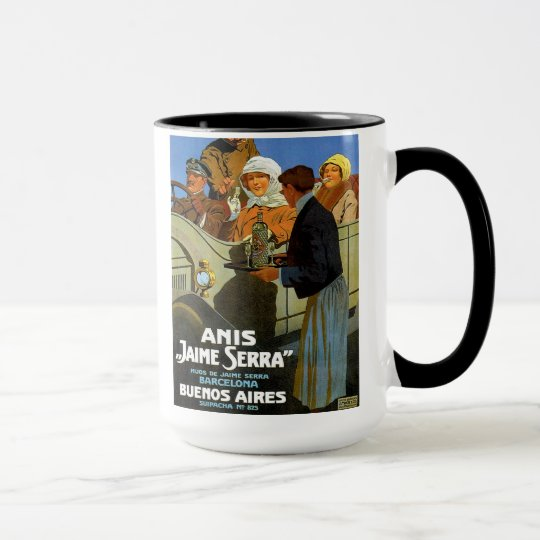 "Mug ""Jaime Anise Tightened """