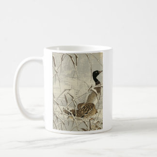 Mug, Japanese Bird Print # 2 Coffee Mug