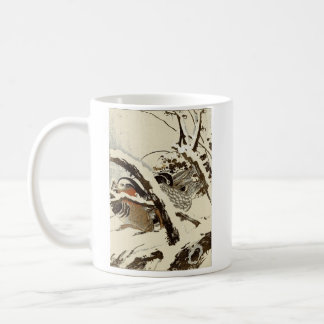 Mug, Japanese Bird Print # 3 Coffee Mug