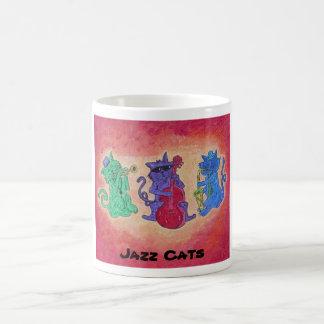 Mug -Jazz Cats