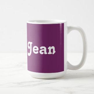 Mug Jean
