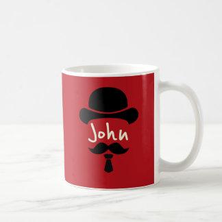 Mug John by Ciel My Moustache