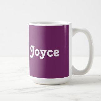 Mug Joyce