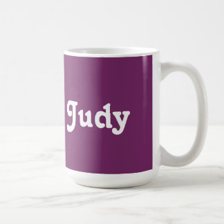 Mug Judy