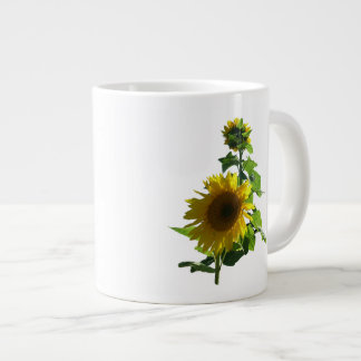 Mug (Jumbo) - Sunflower
