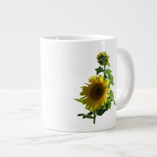 Mug (Jumbo) - Sunflower Jumbo Mug