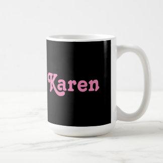 Mug Karen