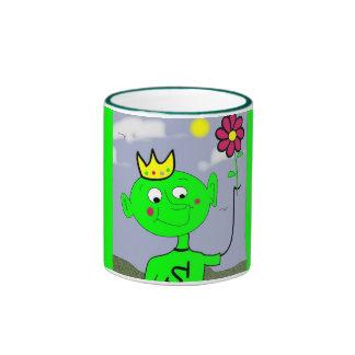 """Mug  """"King of Spring"""""""