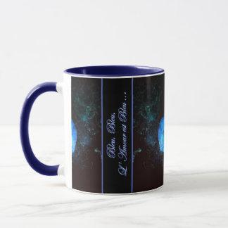 Mug L' Amour est Bleu