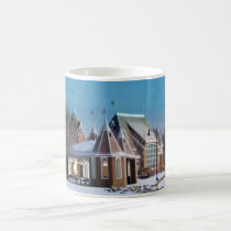 "Mug: Lake Harriet Parkway Bandshell ""Winter""_ Coffee Mug"
