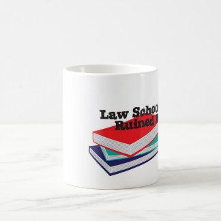 Mug - Law School Ruined Me