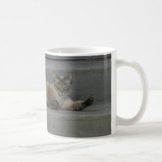 Mug - Lazy Cat