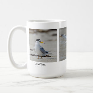 Mug, Least Tern Triptych Coffee Mug